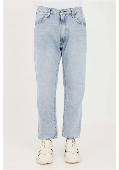 Light blue men's jeans by levi's 5 pockets model LEVI'S | Jeans | A0927-00050005