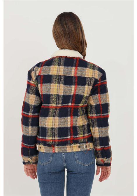 Camicia donna levi's casual con lana interna LEVI'S | Camicie | A1227-00000000