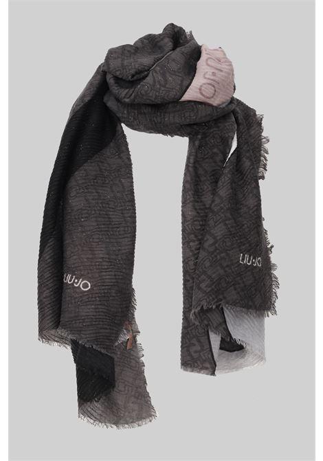 Fantasy women's stole by liu jo with allover print LIU JO | Scarf | 2F1043T030022222