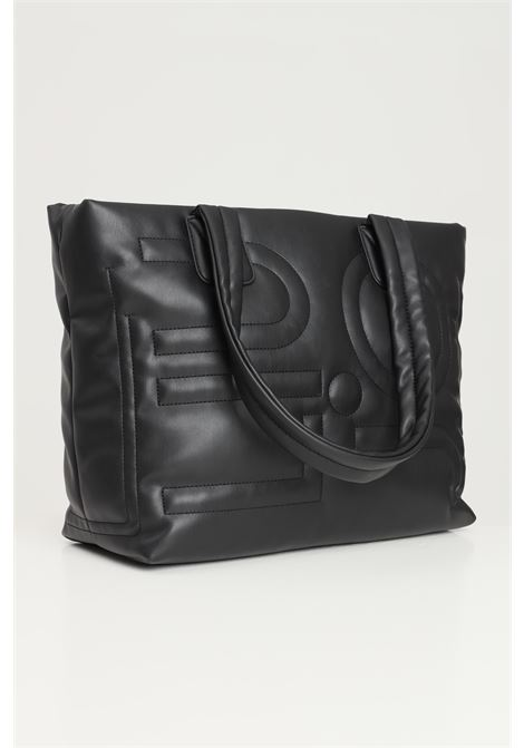 Black women's by liu jo with stitching LIU JO | Bag | AF1080E000222222