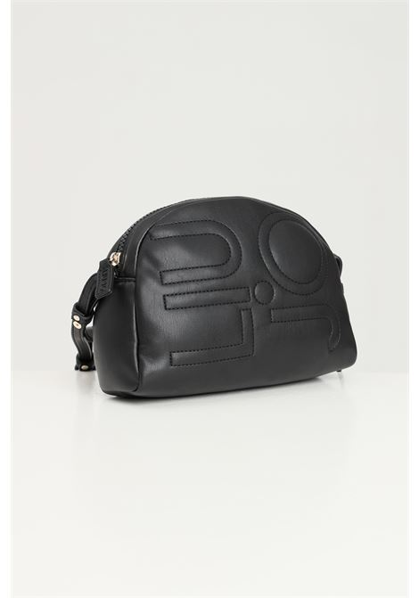 Black women's bag by liu jo with quilted logo LIU JO | Bag | AF1086E000222222