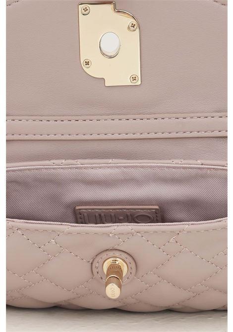 Women's bag by liu jo with shoulder strap quilted model   LIU JO   Bag   AF1177E000561506