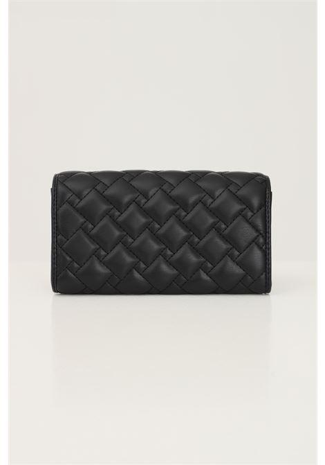 Black women's wallet by liu jo quilted model LIU JO | Wallet | AF1181E000522222