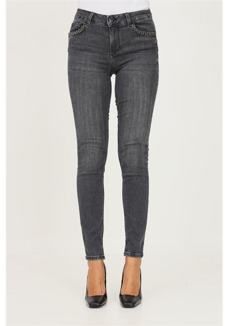 Women's jeans by liu jo, basic 5 pockets model LIU JO   Jeans   UF1003D426887276