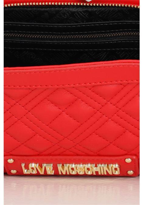 Borsa donna rosso love moschino con tracolla LOVE MOSCHINO | Borse | JC4012PP0D-LA0500