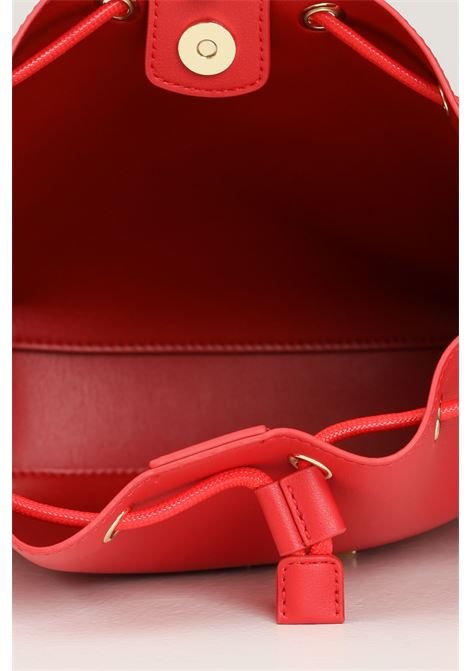 Red women's bag with adjustable shoulder strap love moschino  LOVE MOSCHINO | Bag | JC4103PP1D-LJ050A