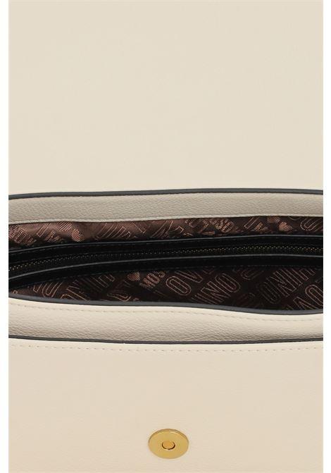 Borsa donna panna love moschino con manico e tracolla removibile LOVE MOSCHINO | Borse | JC4242PP0D-KC0110