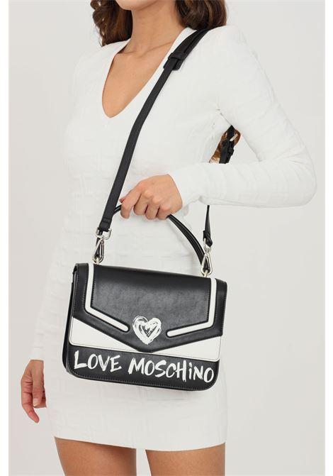 Borsa a mano donna nero love moschino con manico LOVE MOSCHINO | Borse | JC4255PP0D-KE100A