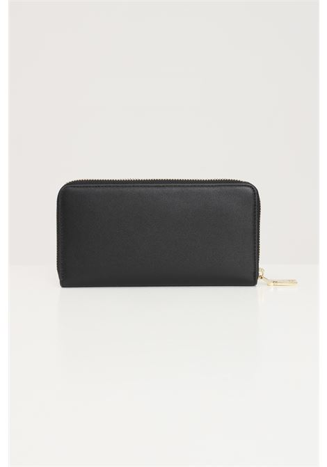 Black women's wallet with gold logo in rilief love moschino LOVE MOSCHINO | Wallet | JC5611PP1D-LJ000A