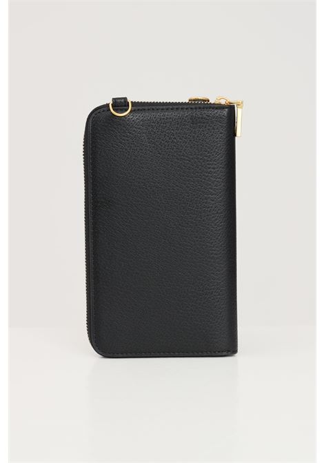 Black women's wallet with pocket application love moschino LOVE MOSCHINO | Bag | JC5651PP1D-LL0000