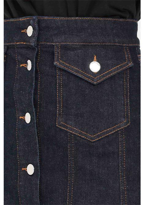 Denim skirt by love moschino short cut LOVE MOSCHINO | Skirt | WGE8980S3558005L