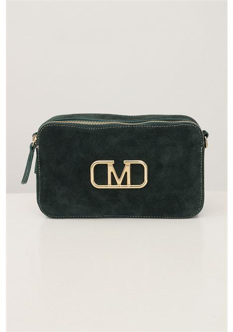 Green women's diana m suede bag by marc ellis with shoulder strap MARC ELLIS | Bag | DAIANA M SUEDEFORESTA