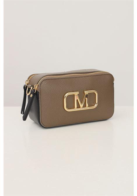 Brown women's diana s bag by marc ellis with removable shoulder strap MARC ELLIS | Bag | DAIANA STAUPE/BLACK