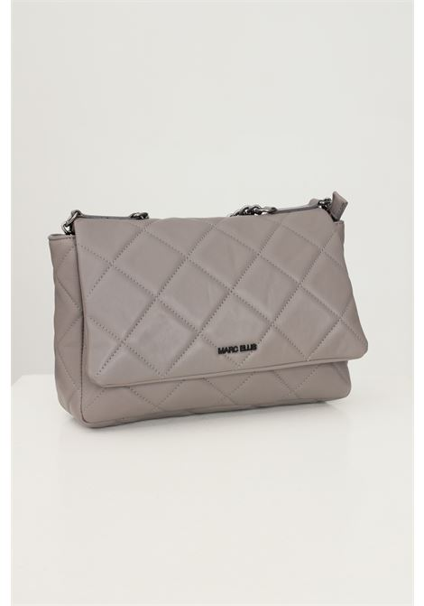 Grey women's hayley l bag by marc ellis with shoulder strap MARC ELLIS | Bag | HAYLEY LCENERE