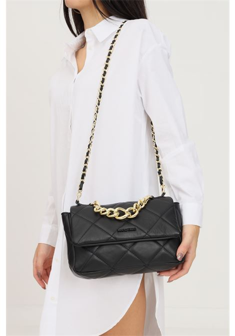 Black women's hayley m bag by marc ellis with fixed shoulder strap and handle MARC ELLIS | Bag | HAYLEY MBLACK