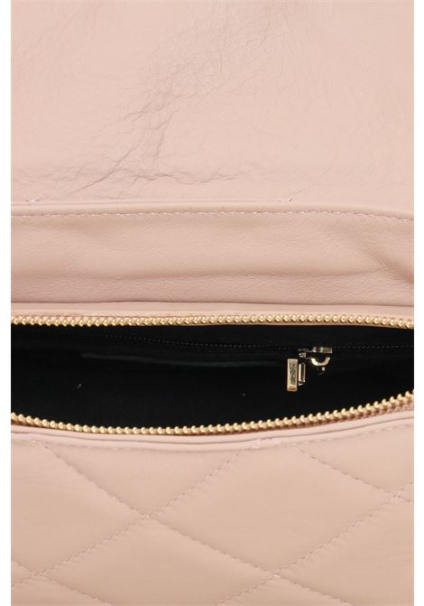 Pink women's hayley m bag by marc ellis with fixed shoulder strap and handle MARC ELLIS | Bag | HAYLEY MNUDE