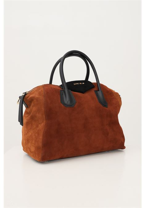 Brown women's kimbery bag by marc ellis, shopper model MARC ELLIS | Bag | KIMBERYTERRA