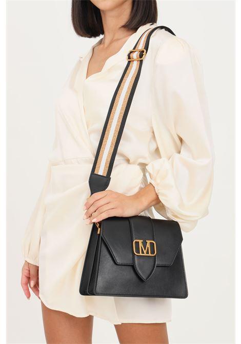 Black women's kourtney l bag by marc ellis with shoulder strap MARC ELLIS | Bag | KOURTNEY LBLACK/GOLD
