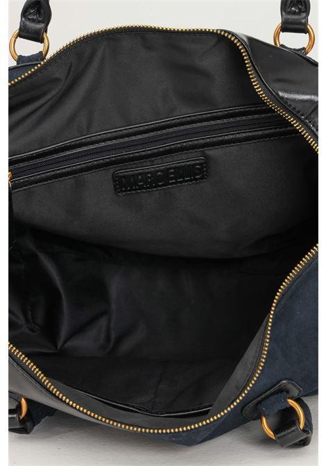 Blue women's rihanna bag by marc ellis with removable shoulder strap MARC ELLIS | Bag | RIHANNABLU