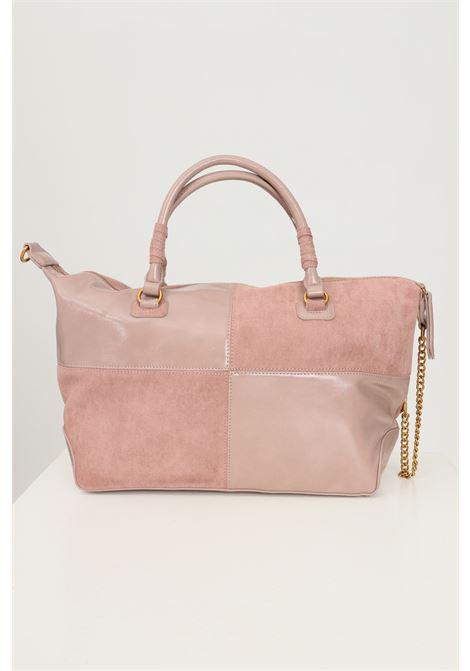 Pink women's rihanna bag by marc ellis with removable shoulder strap MARC ELLIS | Bag | RIHANNACIPRIA