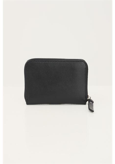 Black women's wallet by marc ellis with zip MARC ELLIS | Wallet | SELENEBLACK/BLACK