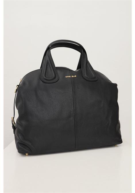 Black women's sharon shopper by marc ellis with included shoulder strap   MARC ELLIS | Bag | SHARONBLACK