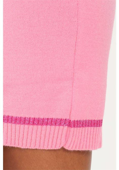 Gonna rosa donna matilde couture con elastico in vita MATILDE COUTURE | Gonne | MATISSE.ROSA