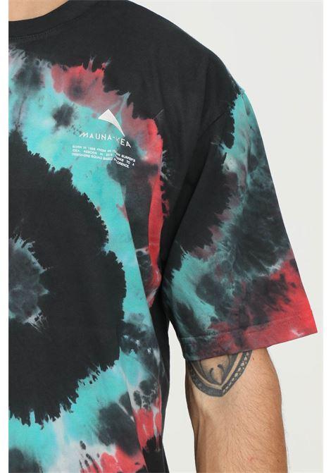 Multicolor men's galaxy t-shirt by mauna kea, short sleeve MAUNA-KEA | T-shirt | MKS100_C2629GALAXY