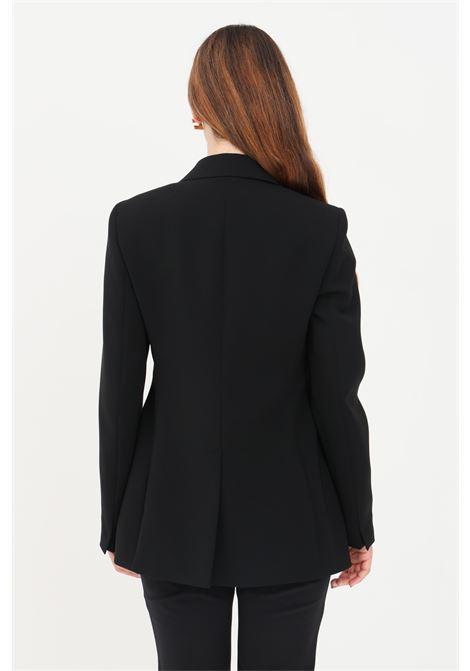 Giacca donna nero max mara in cady MAX MARA | Giacche | 60461219600001