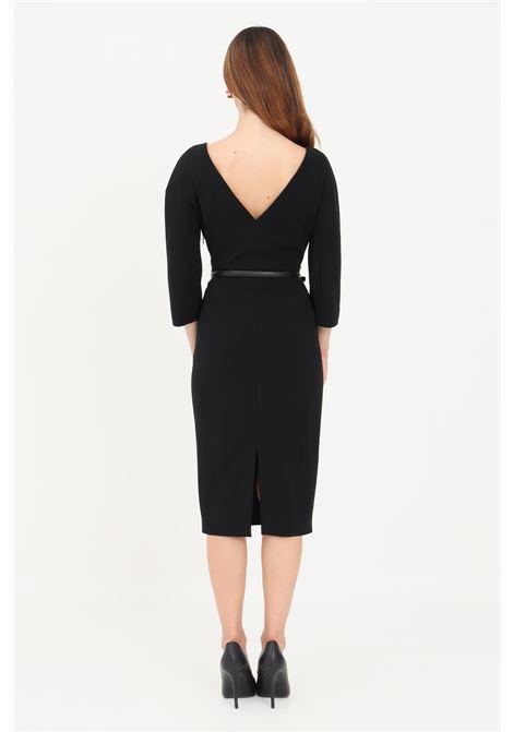 Black women's dress by max mara in cady MAX MARA | Dress | 62261419600001