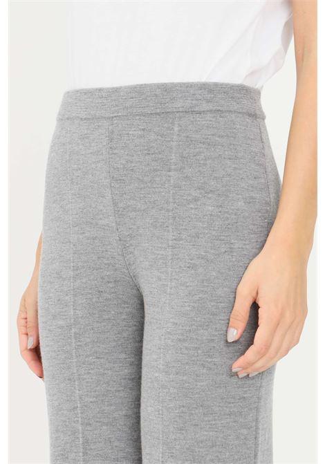 Pantaloni donna grigio max mara MAX MARA | Pantaloni | 63360119600001