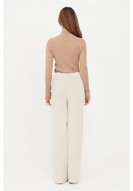 Pantaloni donna panna max mara MAX MARA | Pantaloni | 63360119600003
