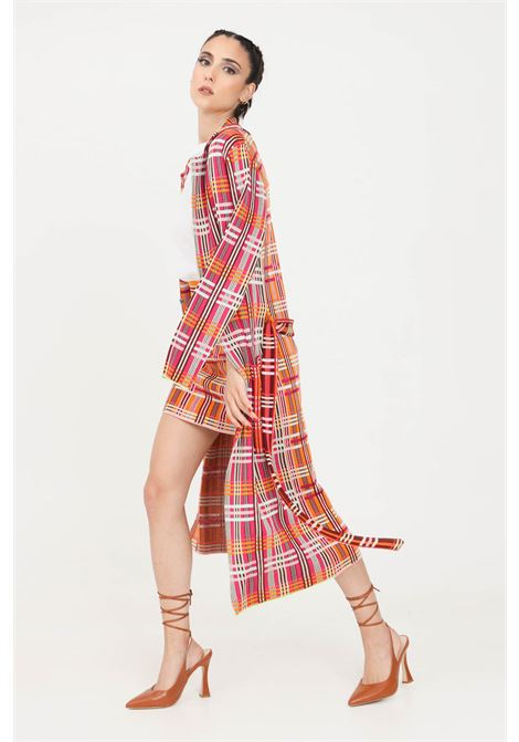 Cardigan donna multicolor missoni con tasche frontali MISSONI | Cardigan | 2DA00050SM60G