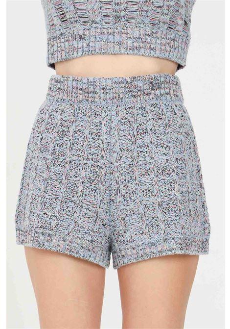 Shorts donna fantasia missoni elegante con elastico in vita MISSONI | Shorts | 2DI00335L7047