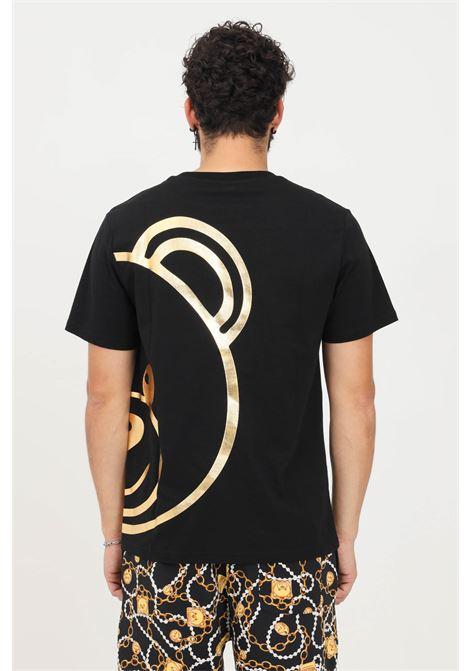 T-shirt uomo nero moschino a manica corta MOSCHINO | T-shirt | A191181120555