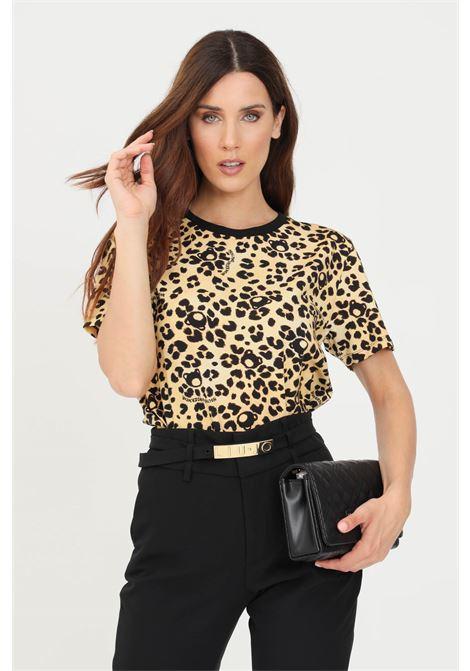 Leopard women's t-shirt short sleeve moschino MOSCHINO   T-shirt   V192490151888