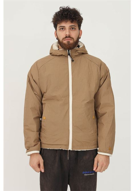 Men's reversible down jacket by napapjri with hood NAPAPIJRI | Jacket | NP0A4FL6NS51NS51