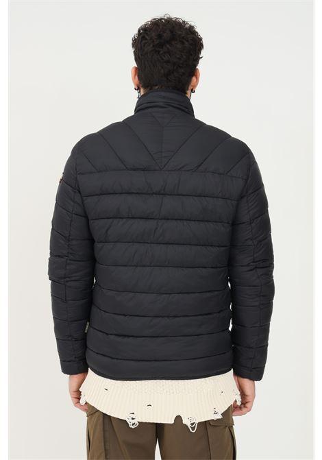 Black women's duvet jacket by napapijri, quilted effect NAPAPIJRI | Jacket | NP0A4FPX04110411