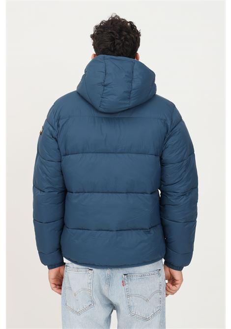 Blue men's jacket by napapijri with hood NAPAPIJRI | Jacket | NP0A4FPZBB81BB81
