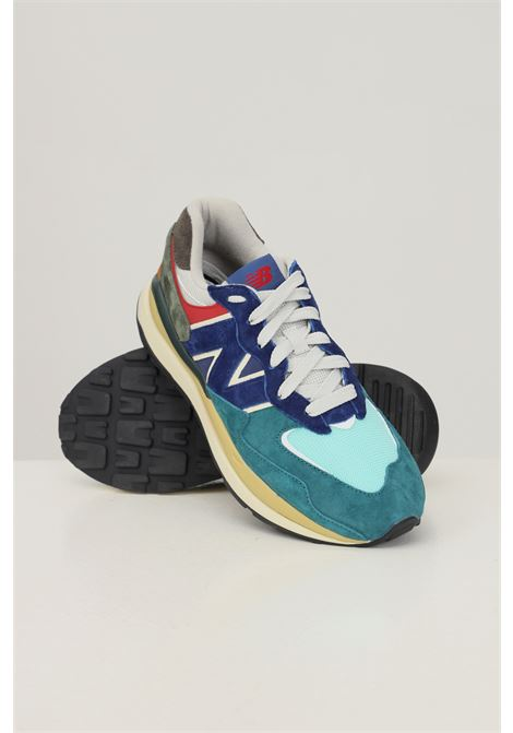 Sneakers uomo multicolor new balance NEW BALANCE   Sneakers   M5740FY1LIGHT CLIFF GREY