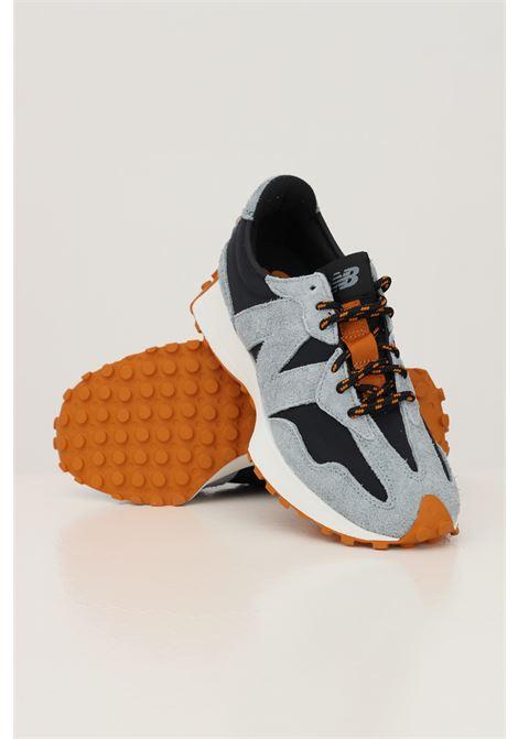 Sneakers 327 uomo grigio new balance NEW BALANCE   Sneakers   MS327RE1BLACK
