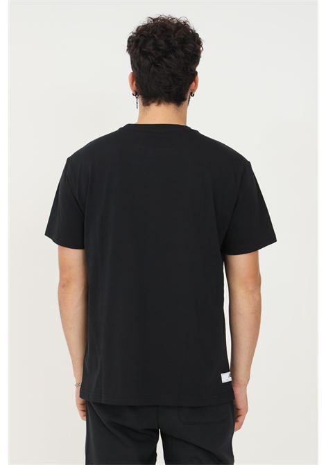T-shirt uomo nero new balance a manica corta NEW BALANCE   T-shirt   MT13586BK001