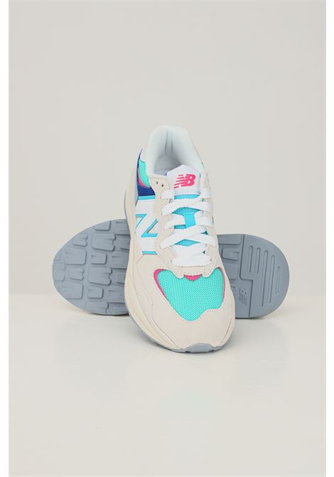 Multicolor women's sneakers by new balance NEW BALANCE | Sneakers | W5740PL1ASTRAL GLOW