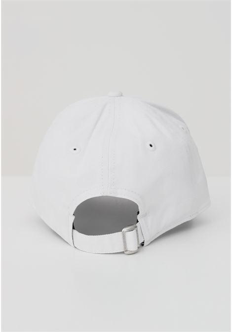 Cappello unisex bianco New Era in cotone con ricamo frontale NEW ERA | Cappelli | 10745455.