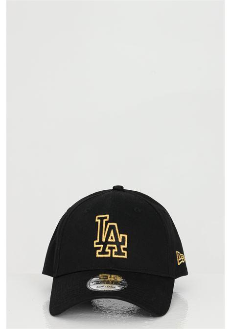 Cappello unisex nero New Era in cotone con ricamo frontale NEW ERA | Cappelli | 60112672.