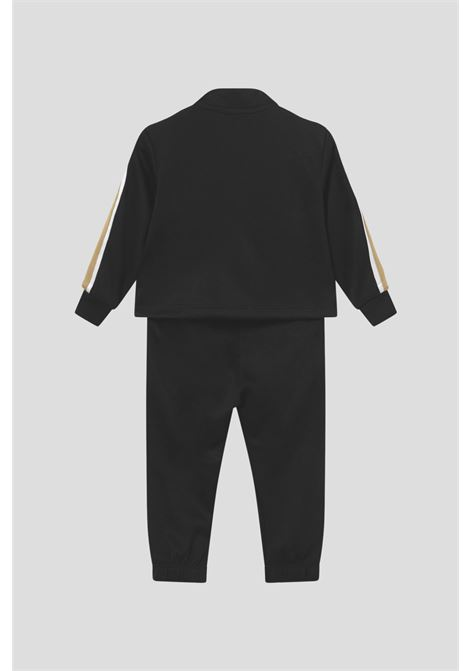 Black newborn go for gold tricot suit by nike  NIKE | Suit | 16I113023