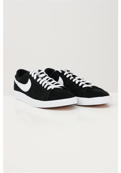 Sneakers blazer low prm vntg suede uomo nero nike NIKE | Sneakers | 538402004