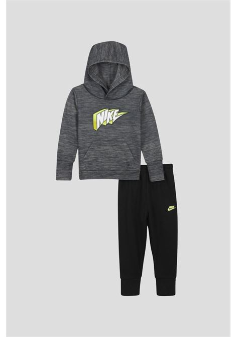 Grey baby outfit by nike with logo on the front NIKE | Suit | 86H979023