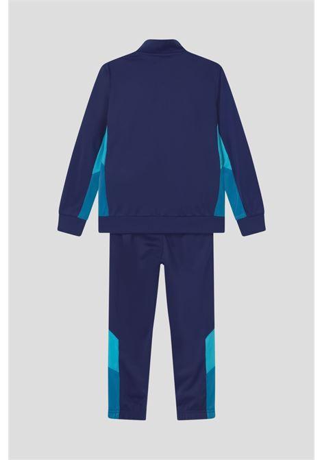 Blue nike boys sportswear hero track suit  NIKE | Suit | 86H980U9J