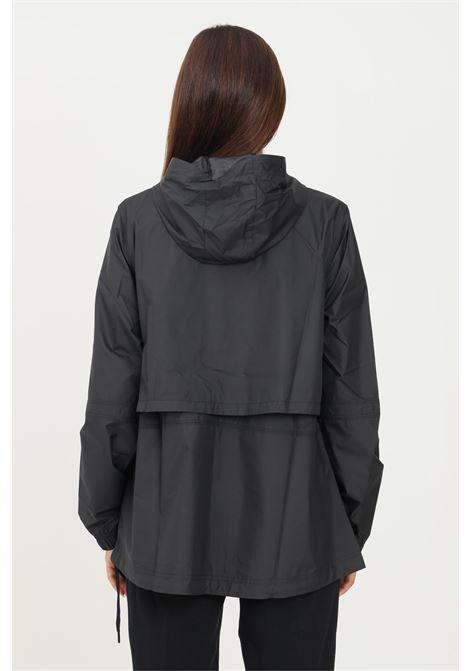 Giacca a vento da donna nero nike con cappuccio NIKE | Giubbotti | AJ2982010